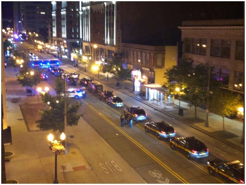 Columbus ohio protests
