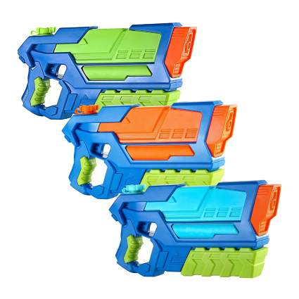 high velocity water guns