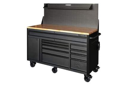 Husky 61-Inch Mobile Workbench