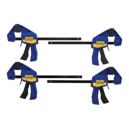 Irwin Quick-Grip Clamps 4-Pack