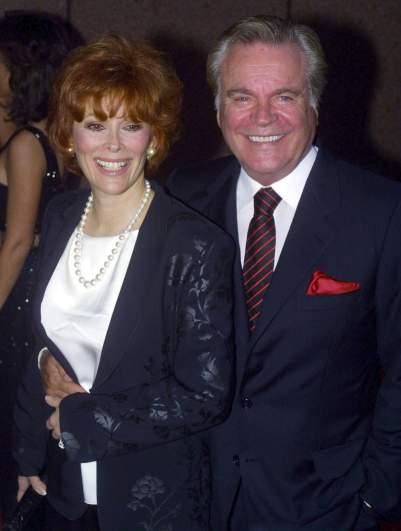 Robert Wagner wife Jill St. John