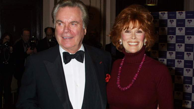 Robert Wagner and wife Jill St. John