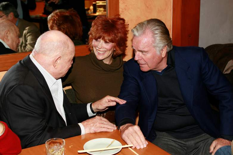 Jill St. John, Robert Wagner and Don Rickles
