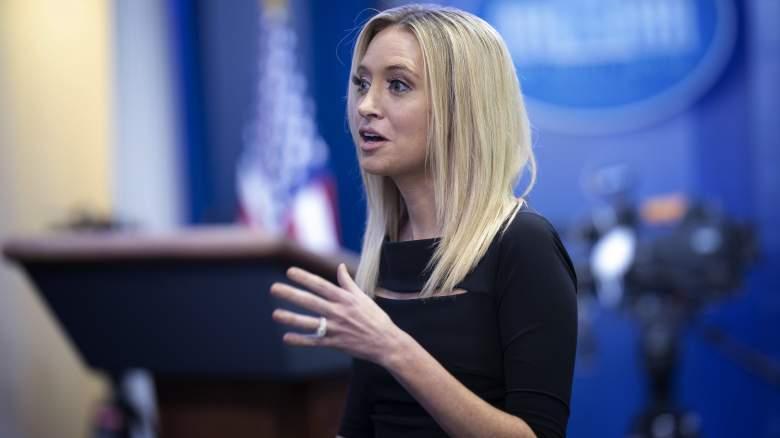 Kayleigh McEnany press conference