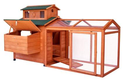 Lazy Buddy Chicken Coop