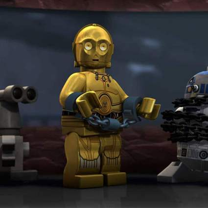 lego droid tales
