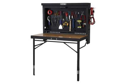 Lifetime Projects Wall Mounted Workbench