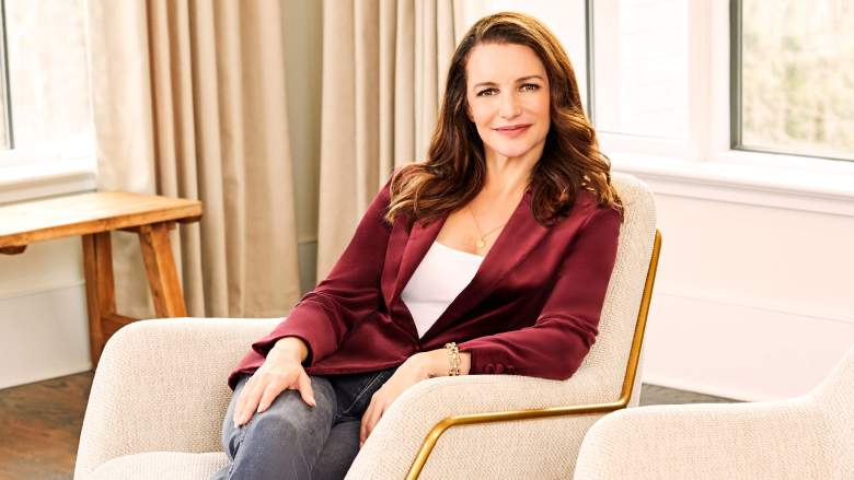 Labor of Love host Kristin Davis