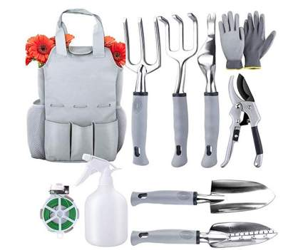 LTLCBB 10-Piece Garden Tools Set