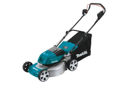 Makita XML03PT1 18in 36v Cordless Electric Lawn Mower