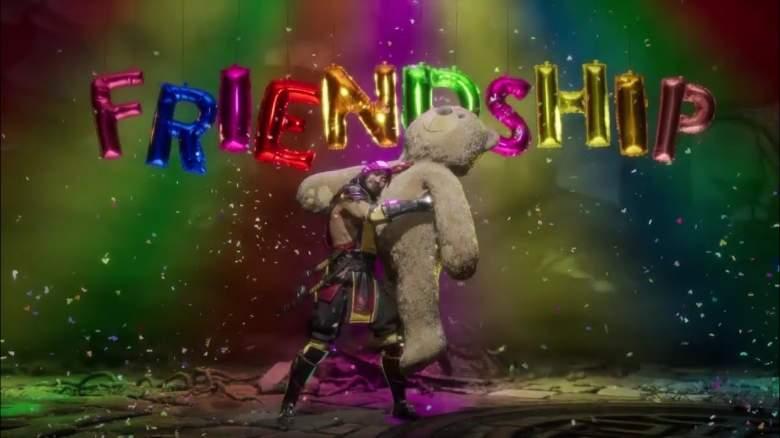 MK 11 Friendships