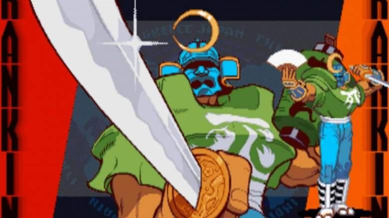 Sodom Street Fighter