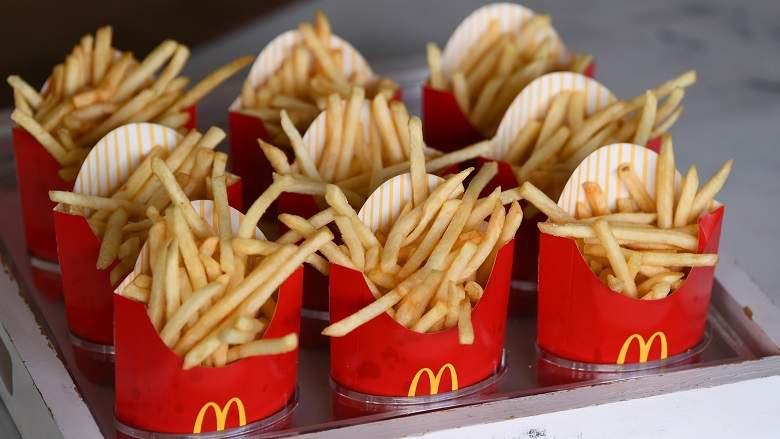 McDonald's on Memorial Day