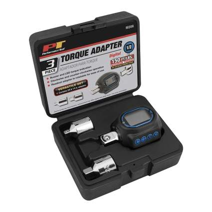Performance Tool Digital Torque Adapter