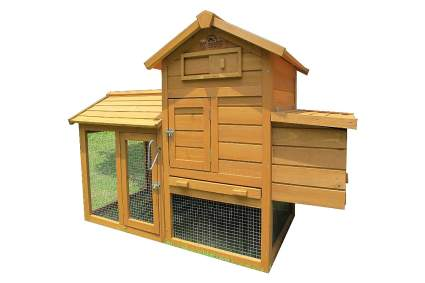 Pets Imperial Clarence Chicken Coop