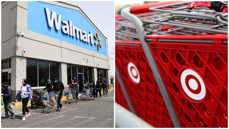 Walmart and Target for Veterans Day