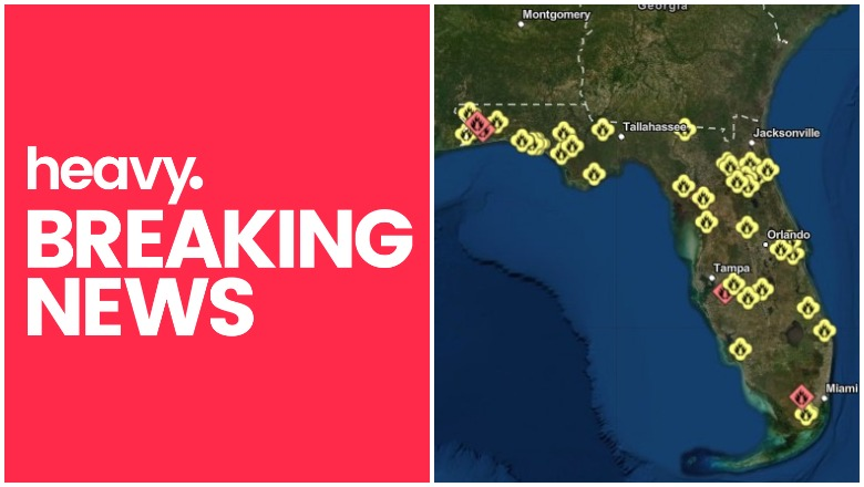 Florida Fires Near Me