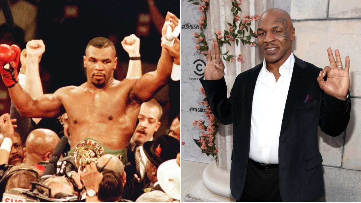 Fighter Says He S Been Offered Millions To Fight Mike Tyson Heavy Com