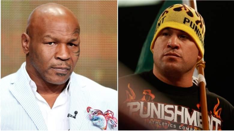 Mike Tyson & Tito Ortiz
