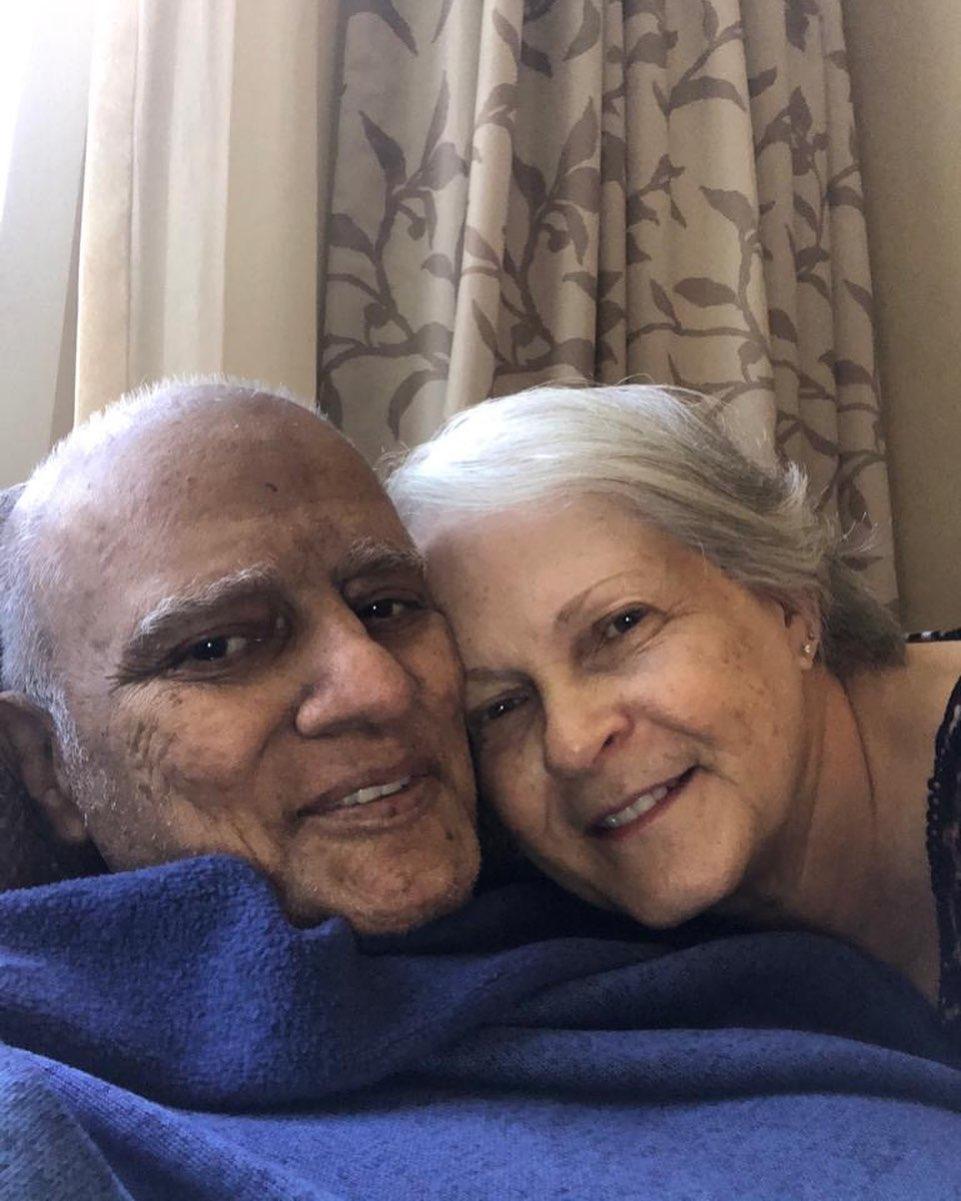 Ravi Zacharias cancer wife