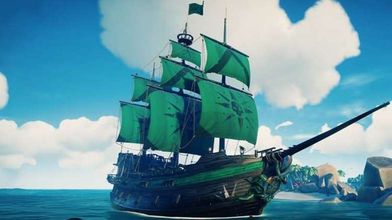 sea of thieves obsidian twitch drops
