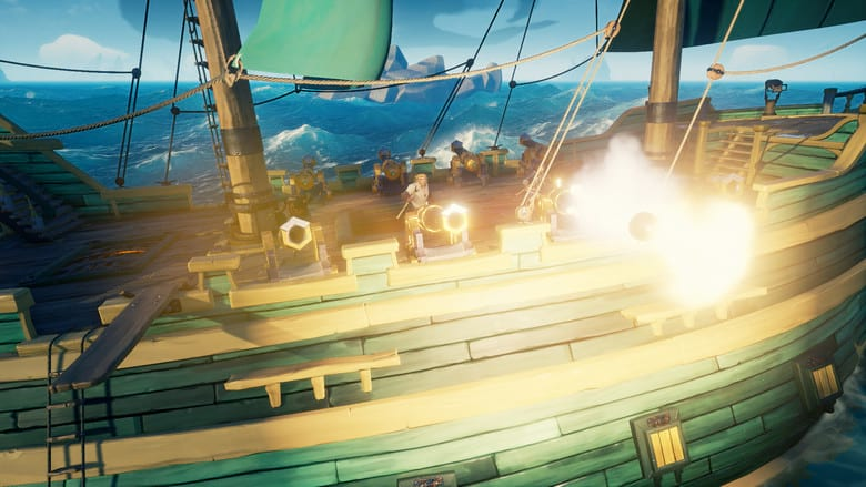 sea of thieves steam cross play