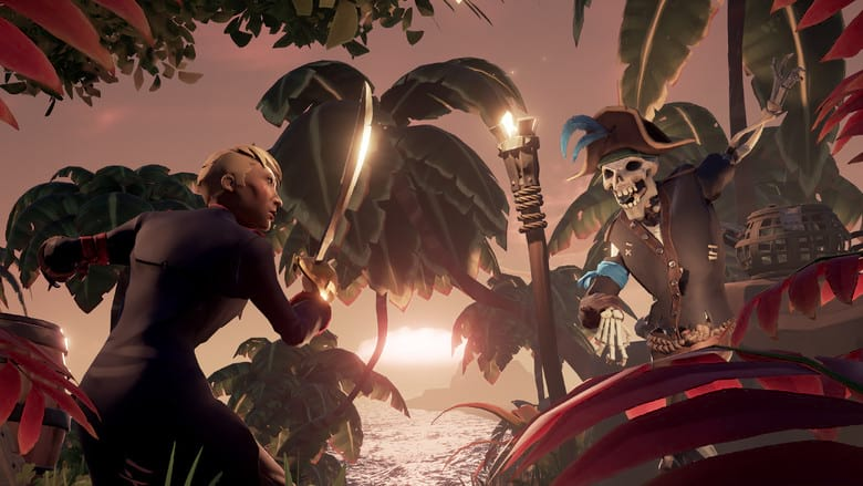 sea of thieves steam pc