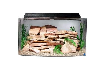SeaClear 46 Gallon Bowfront Acrylic Aquarium Combo Set