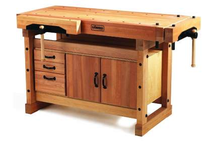 Sjobergs Elite 1500 Workbench with SM03 Cabinet