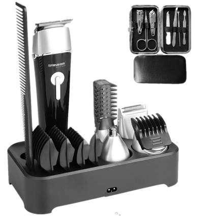 Sminiker Professional Grooming Kit and Hair Clippers