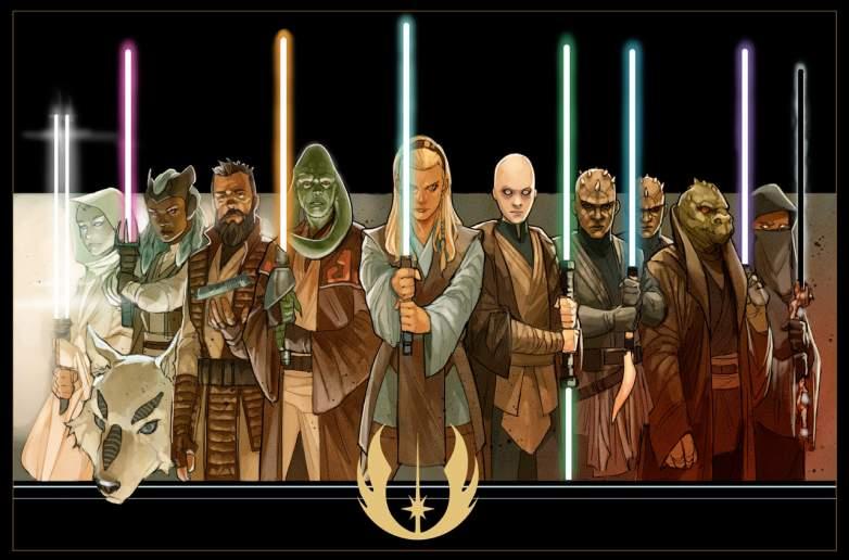 Star Wars High Republic concept art