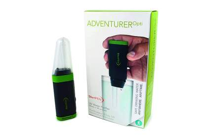 personal UV water filter
