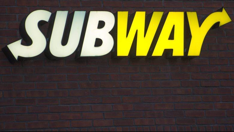 subway Christmas