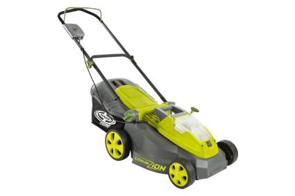 Sun Joe iON16LM Cordless Electric Lawn Mower
