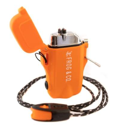 Survival Frog Tesla Plasma Lighter