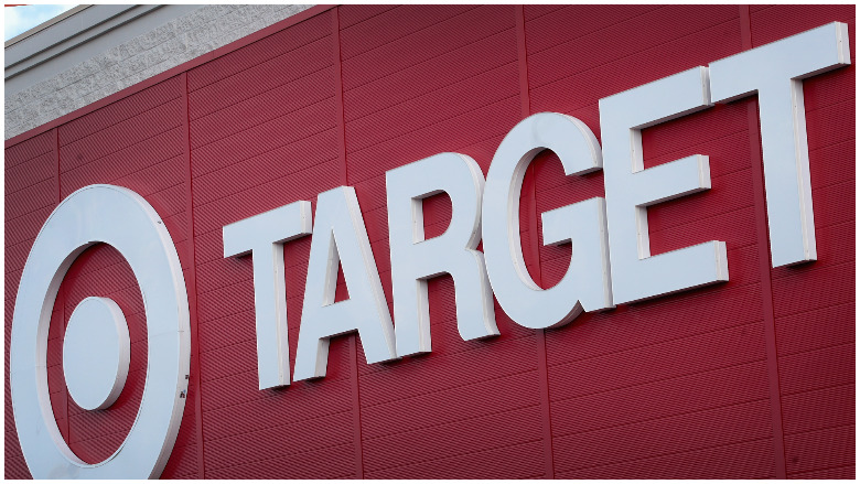target looting protest