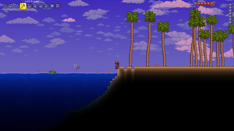 terraria journey's end tips