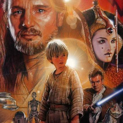 the phantom menace stream