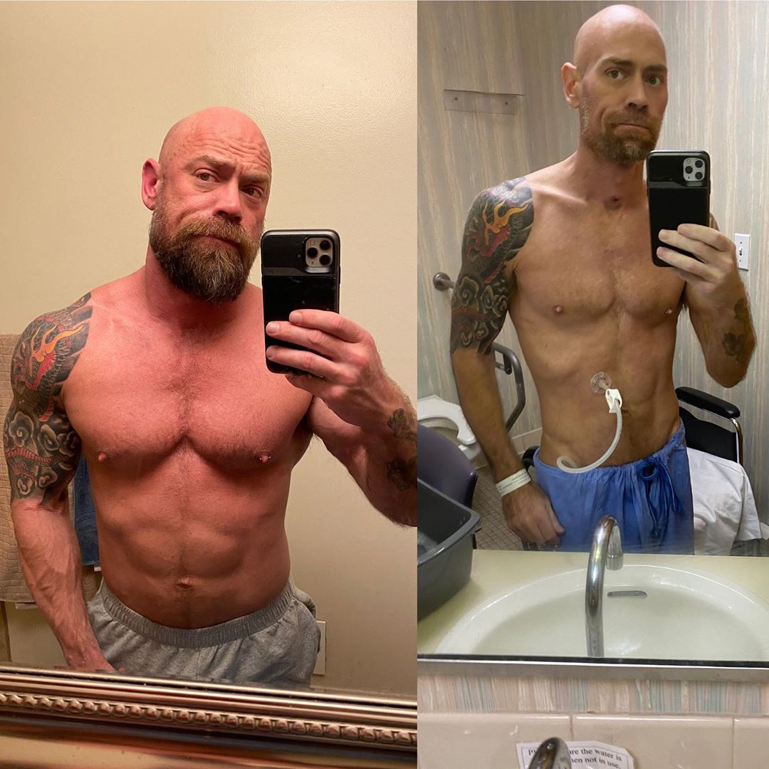 Mike Schultz weight loss