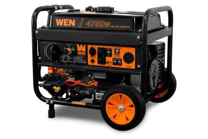 WEN DF475T Dual Fuel Portable Generator
