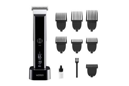 Woner Professional Hair Clipper and Grooming Kit