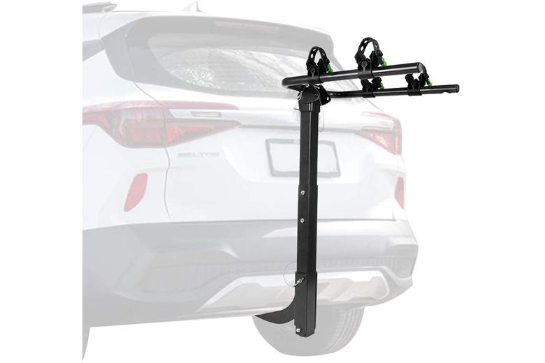 """Slikfit Fastrak Bike Rack System for SUV or Truck Bed Black 42.5/""""// 108cm long"""