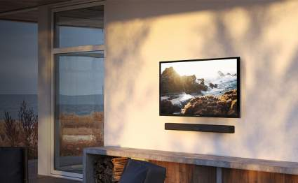 Furrion Aurora - Partial Sun Series 43-Inch Weatherproof 4K Ultra-High Definition LED Outdoor Television