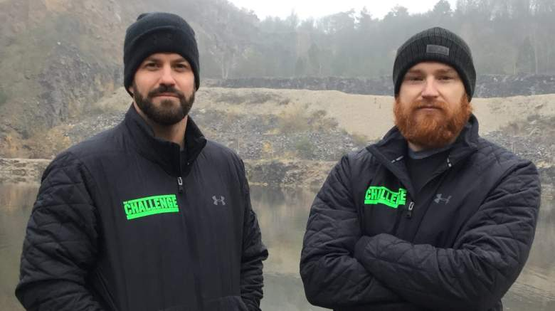 Johnny 'Bananas' Devenanzio and Wes Bergmann on The Challenge: Total Madness
