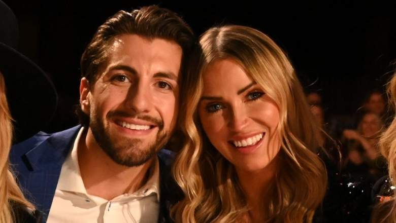 Kaitlyn Bristowe and Jason Tartick on the Bachelor: Listen to Your Heart finale.