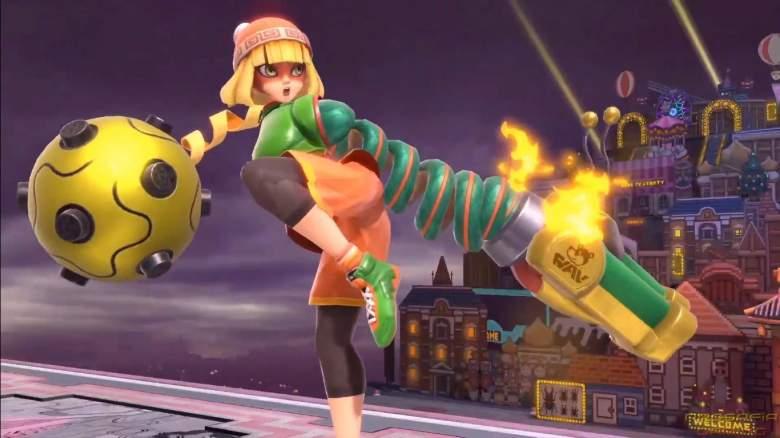 Min Min Super Smash Bros Ultimate