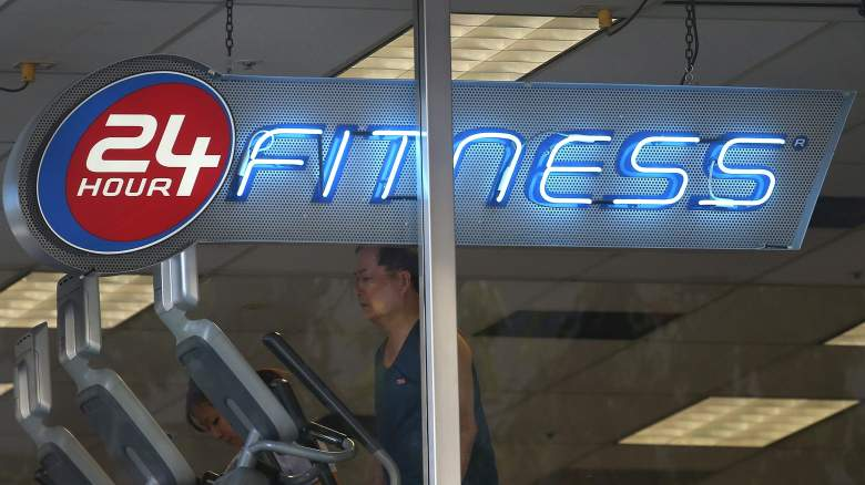 24 Hour Fitness closing gyms