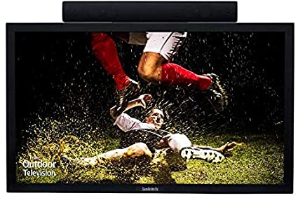 """Sunbrite TV SB-4217HD-BL 42"""" Pro Series Direct Sun Outdoor All-Weather Television"""