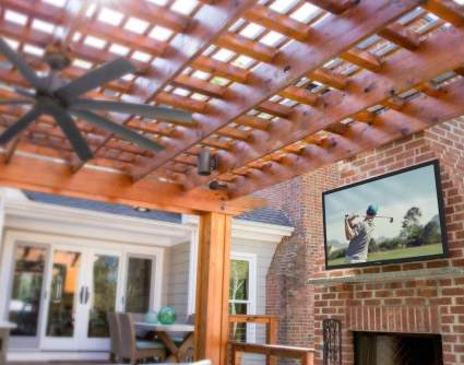 SunBrite 43-Inch Outdoor Television 4K with HDR