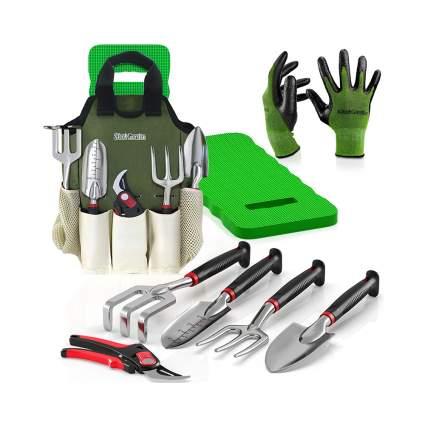 8 piece garden tool set